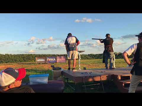 Ray Brown vs. Chad Roberts  PSCA Tour Stop 4 Open Bracket Shootoff