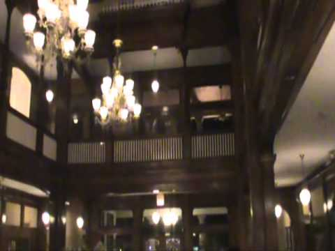Windsor Hotel (in Americus, Georgia) - A Behind the Scenes Haunted Tour