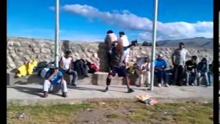 harlem shake HDN Kasani, Yunguyo, Peru 2013.