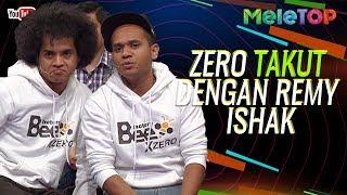 Zero takut dengan Remy Ishak sebab garang | Maharaja Lawak Mega 2018 | MeleTOP | Nabil & Elfira Loy