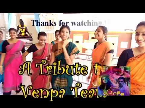 Venpa | Thirumbi Paaradi | Dance Cover | The Temple Of Performing Arts