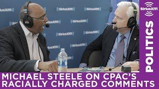 Michael Steele addresses CPAC