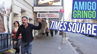 Conhecendo a Times Square   Amigo Gringo