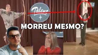 O Homem MORREU? - Show de talentos na Russia termina em tragédia!
