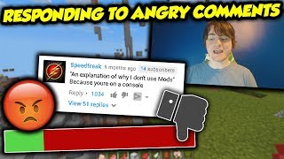 Responding To My Most Disliked Videos