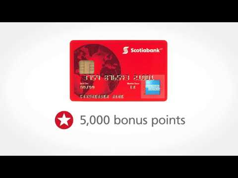 The Scotiabank American Express Card