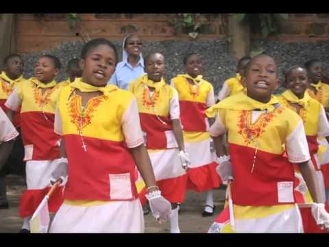 Slum Kids to welcome Pope Francis in Nairobi
