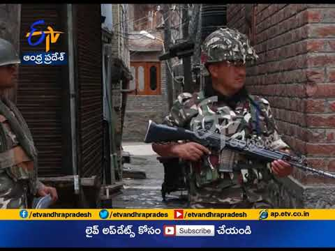 Over 28,000 Security Personnel Being Deployed | in 'Vulnerable' Parts of Kashmir