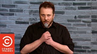 Stand Up Comedy: La superiorità sessuale femminile - Giorgio Montanini - Comedy Central