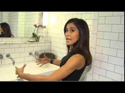 Our bathroom feature on CityLine
