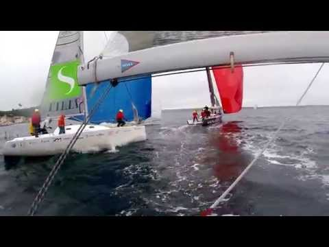 SAILBOAT X-35 ONE DESIGN (ONE SAILS CUP 2015)