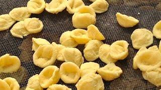 How to Make Orecchiette | Pasta Grannies