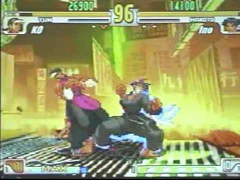 EVO 2003- KO (YUN) vs Ino (Makoto)