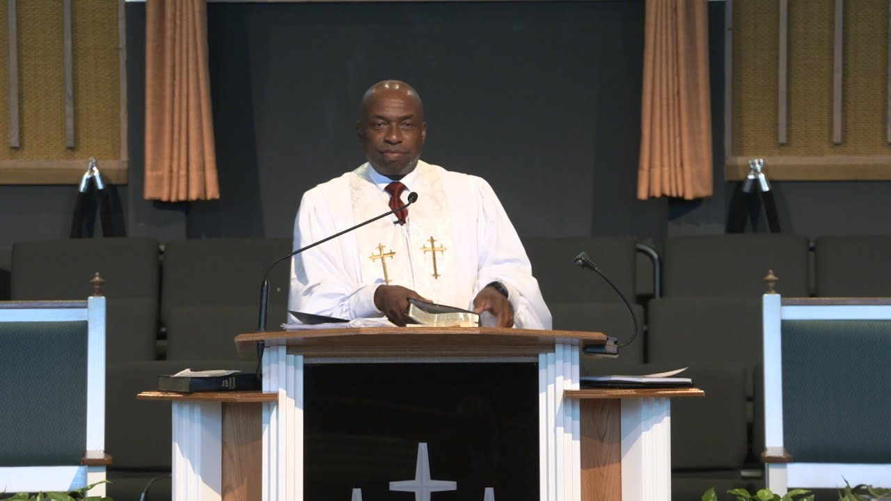 A Warning to the Wicked by Pastor Bennie B. Ford