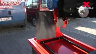 Przecinarka PRAXER KAPP 750 44kW