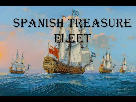 Spanish treasure fleet
