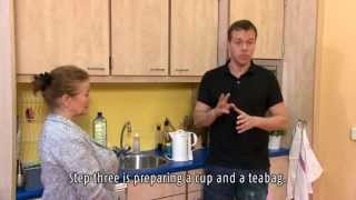 Basic Procedure Errorless Learning with repetitions, Ideal Situation