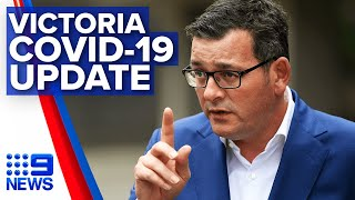 Coronavirus: Vic Premier on social distancing, lockdown rules