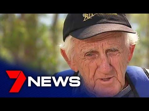Brisbane Man The Oldest To Complete The Kokoda Trail | 7NEWS