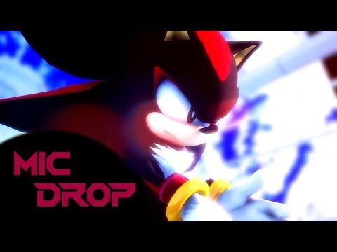 【Sonic MMD】BTS「'MIC Drop 🎤」(ft. Sonic & Shadow) | Terminal Velocity【1080p】