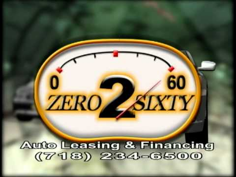 Zero 2 Sixty Auto Leasing-Deals in New York, New Jersey, Connecticut, and beyond
