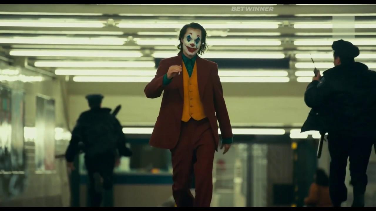 Джокер 2019 идёт в метро / Joker 2019 is coming