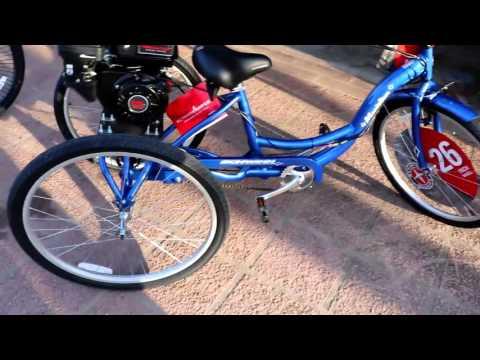 Schwinn Meridian 212cc Motorized Trike for sale Dallas, Fort Worth area
