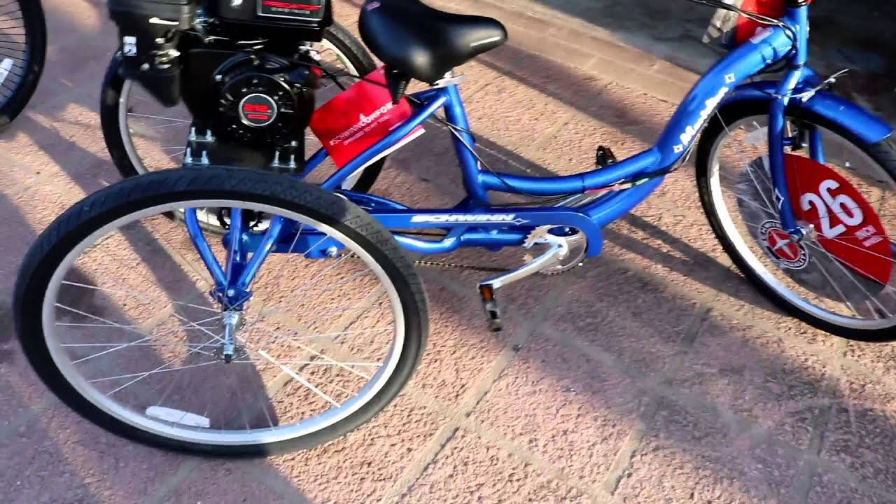 18470b0dd47 Schwinn Meridian 212cc Motorized Trike for sale Dallas, Fort Worth area