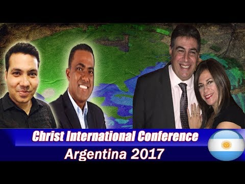 Announcement by Christ International Conference Argentina 2017
