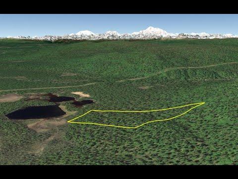 23 +/- Acres – Talkeetna, AK Hunting U0026 Recreational Property W/ Lake Access - SOLD