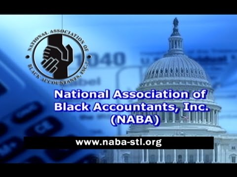 2014 NABA Income Tax Preparation