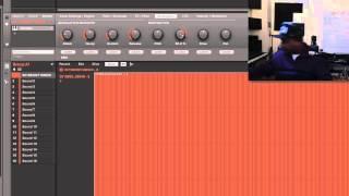 SKIBEATZ GIVES SOME BASIC SOUND DESIGN TIPS IN MASCHINE!!!