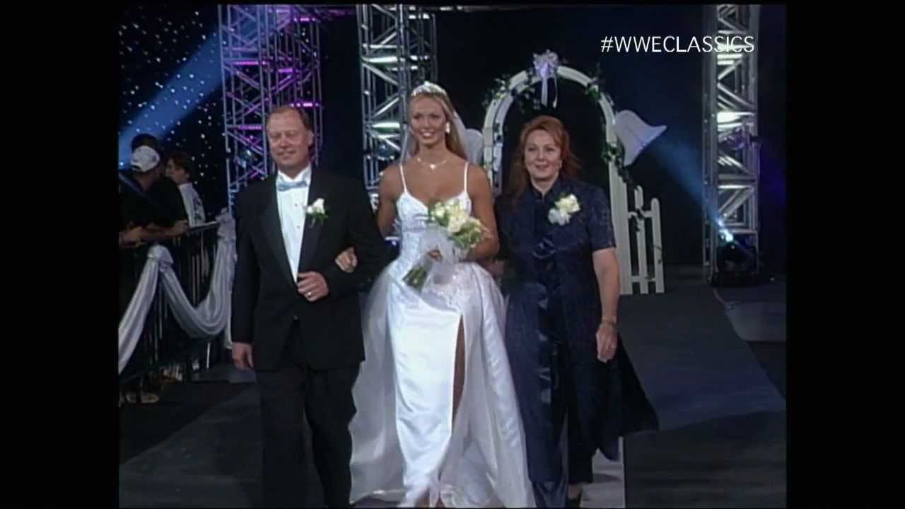 stacy keibler and david flair wedding youtube