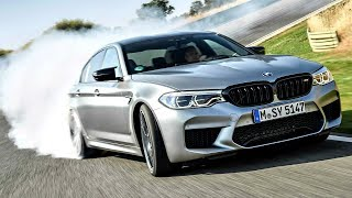 2019 BMW M5 Competition - Exceptional Performance And Ease In Everyday Use