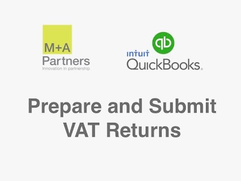 how to add vat in quickbooks