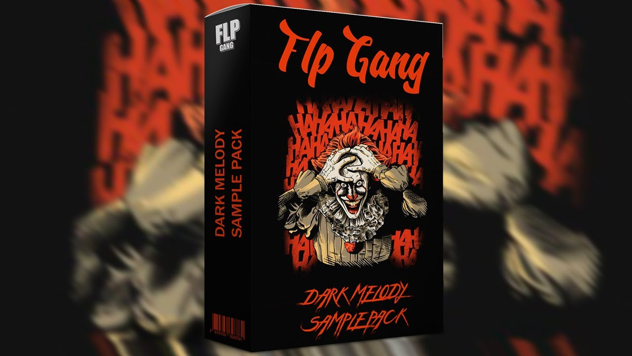 FREE | DARK MELODY SAMPLE PACK | FLP GANG