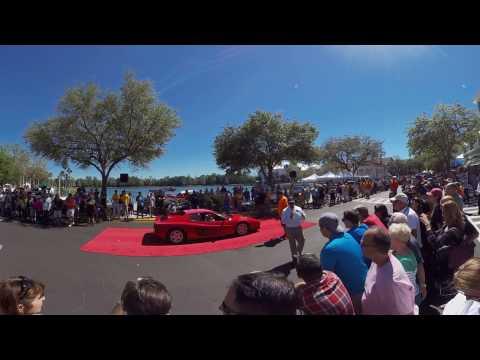 Celebration Exotic Car Festival 2017 Awards (UNCUT) in 4K 360/VR