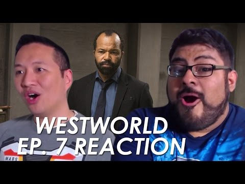 "Westworld Episode 7 Reaction and Review ""Trompe L'Oeil"""