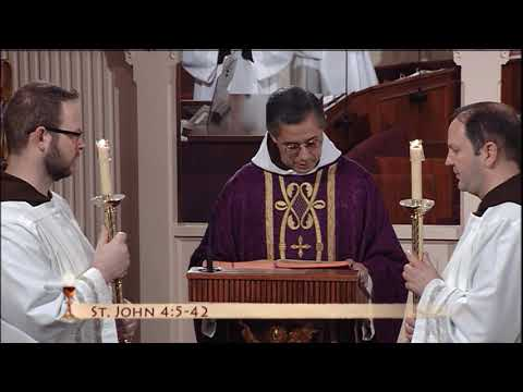 Daily Catholic Mass - 2020-03-15 - Fr. Miguel