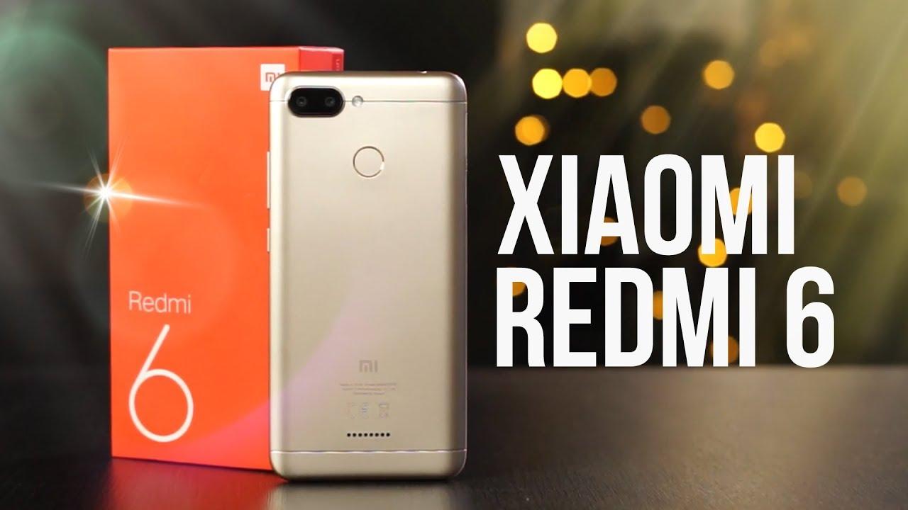 Trên tay Xiaomi Redmi 6: Ông hoàng phân khúc giá rẻ