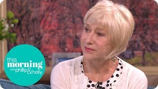 Dame Helen Mirren: We Did Not Want To Lose Alan Rickman | This Morning