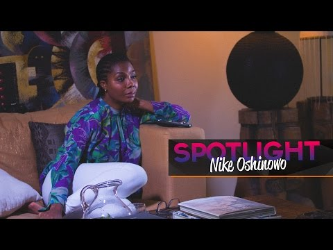 Spotlight - Nike Oshinowo