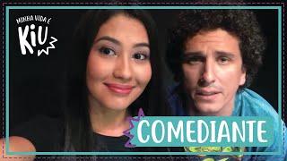 Thay OG é desafiada a ser comediante por Rafael Portugal   #49   Minha Vida é Kiu   Thaynara OG