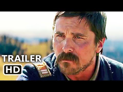 HOSTILES New Official Trailer (2018) Christian Bale Western