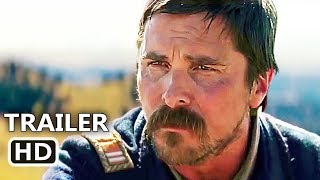 HOSTILES New Official Trailer (2018) Christian Bale Western Movie HD