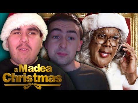 A Madea Christmas movie review w/ Kevin Falk