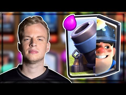 Clash Royale - THIS IS THE DIRTIEST DECK...