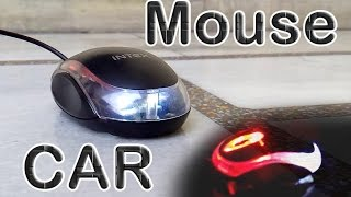How to make a car using mouse easy with crazyartline