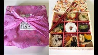 Красивые Коробочки с БЕНТО : Японская кухня*