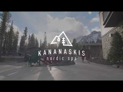Introduction To Hydrotherapy At Kananaskis Nordic Spa